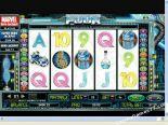 automaty online Fantastic Four CryptoLogic
