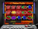 automaty online Flame Fruits Novomatic