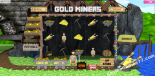 automaty online Gold Miners MrSlotty