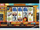 automaty online Iron Man CryptoLogic