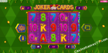 automaty online Joker Cards MrSlotty