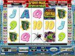 automaty online Spider-Man Revelations CryptoLogic