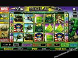 automaty online The Hulk CryptoLogic