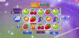automaty online Wild7Fruits MrSlotty